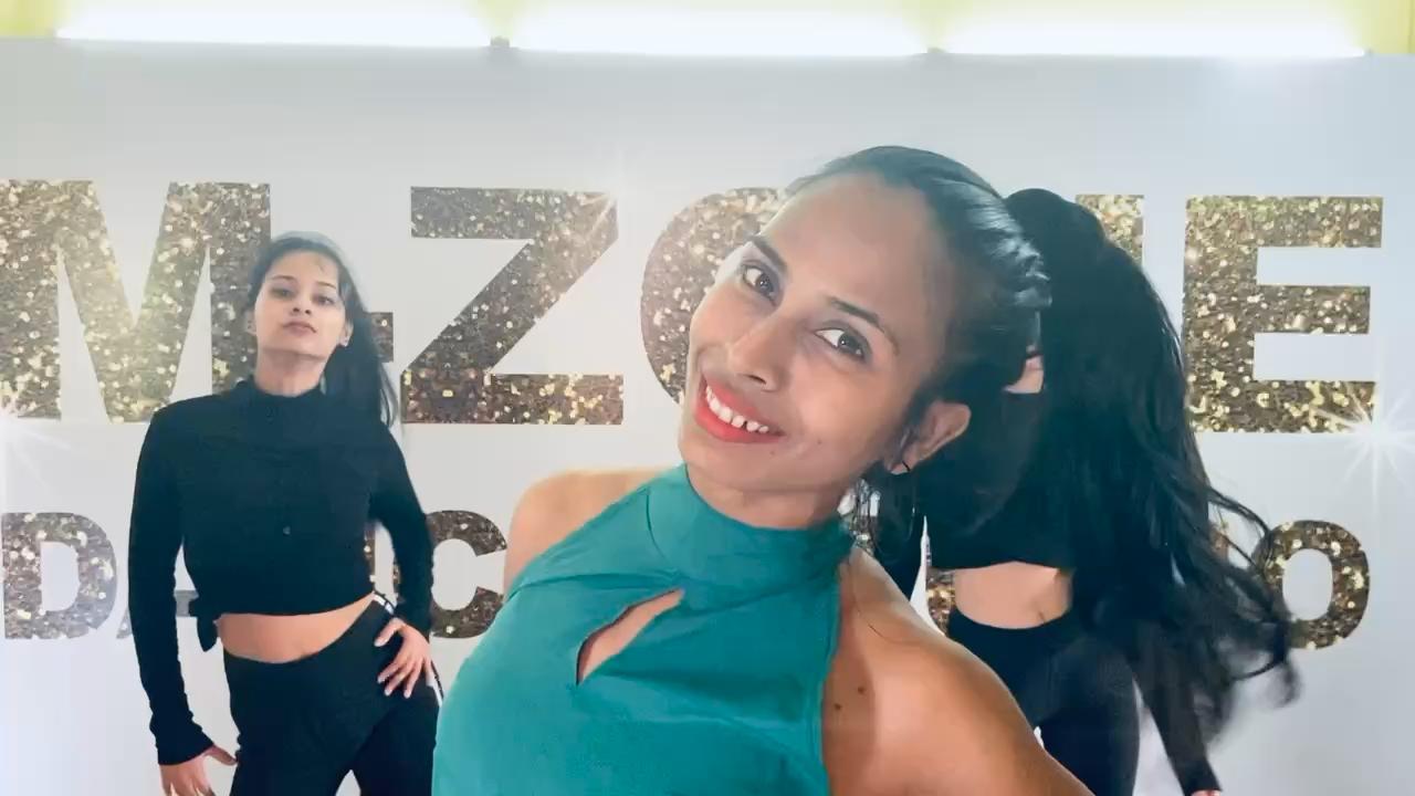 WAACKING DANCE ROUTINE BY MANDAKINI JENA