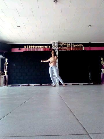 bellydance rehearseal