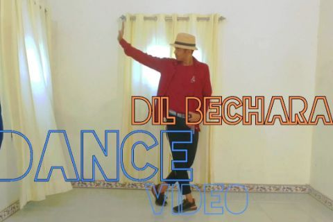 Dil Bechara- Dance || Choreography by Rajesh Goswami