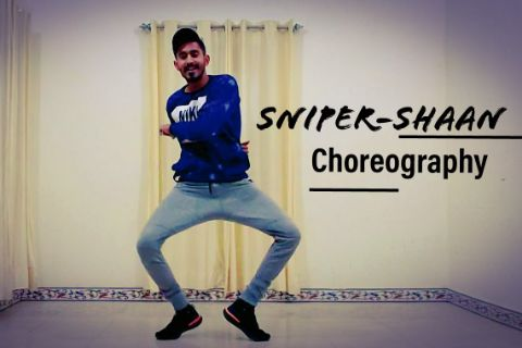 Sniper-Shaan -Dance    Choreography by Rajesh Goswami