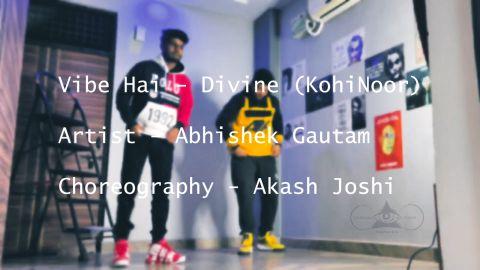 Vibe hai - Divine Hip Hop Choreography