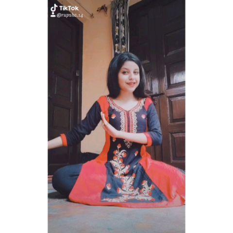 |Ek ladki ko dekha toh|💜 Sitting choreography