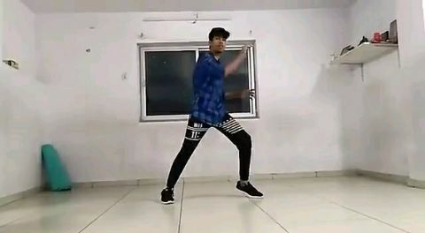 bekhyali song dance must watch and like plzz