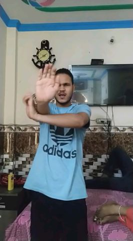 bahubali   tutting dance
