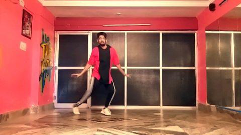 Lal bindi - Akash Agarwal Choreography