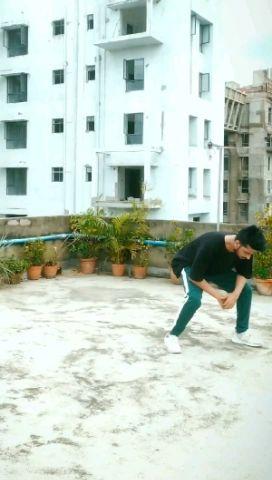Adaa - Garam Masala Urban Hip-hop dance video