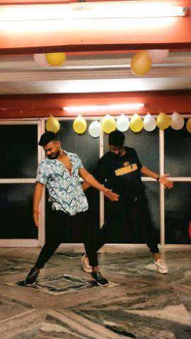 Badshah O Badshah - Akash Agarwal Choreography