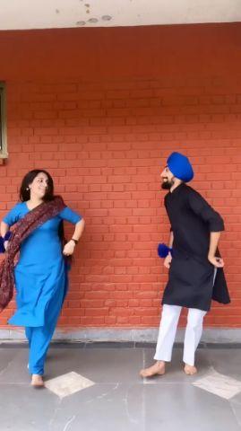 Bhangra on Khayaal😍❤