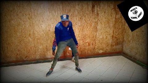 manyuria dance