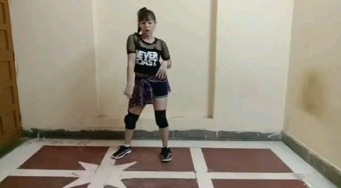 Nachale mix song   Dance cover   free style dance