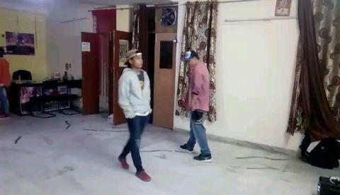 Mero Maya (Nepali song)   Dance Cover   Hip Hop style