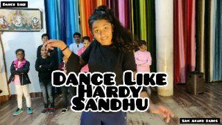 Dance Like ft. Harrdy Sandhu & Lauren Gottlieb   Sam Anand Choreography