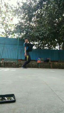 my freestyle dance