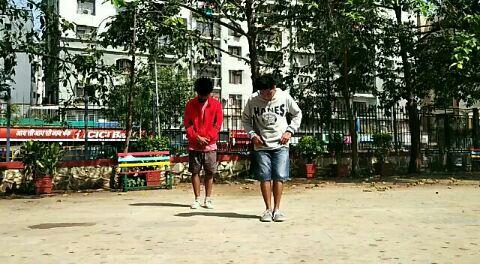 laxmi song start stop duet dance