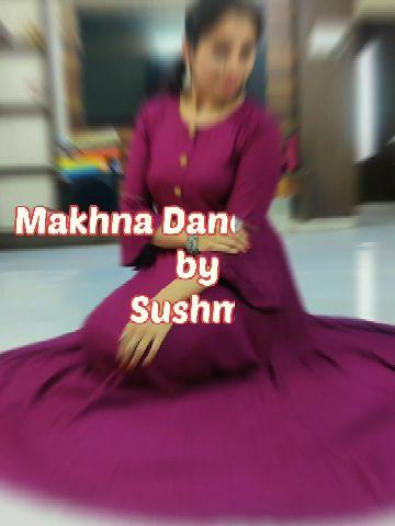 Makhna dance cover🌺