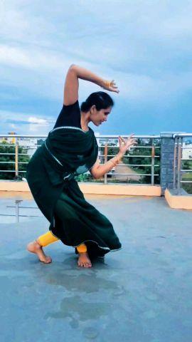 Lord Ganesha fusion dance cover