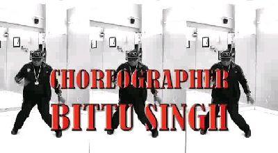 Bittu Singh Dance Showreel