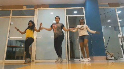 Cham Cham Cham | Priyanka Rokade | Choreography |