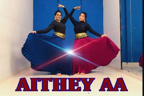 Aithey Aa | Dance Cover | Choreography Priyanka Rokade |
