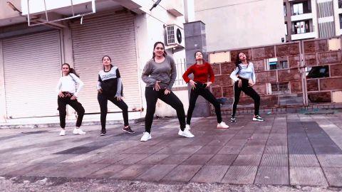 Hasina Pagal Deewani | Dance cover | Priyanka Rokade Choreography