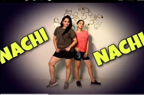 Nachi Nachi | Dance Cover | Priyanka Rokade choreography