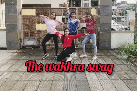 The Wakhra Swag | Waacking Choreography | Priyanka Rokade choreography|