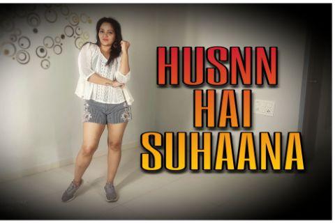 Husna Hai Suhana | Dance Cover | Priyanka Rokade choreography |