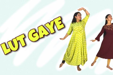 Lut Gaye | Dance Cover | Priyanka Rokade choreography|