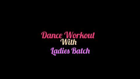 Saiyaan ji | Dance workout | Dance Fitness | Priyanka Rokade with Ladies Batch