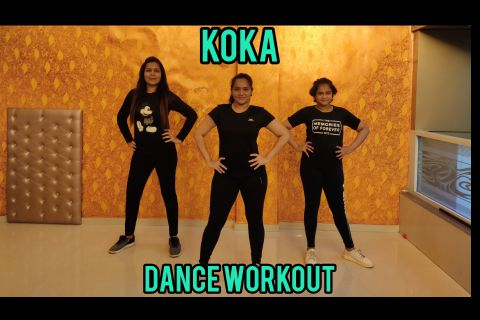 Koka | Dance Workout Fitness | Priyanka Rokade |
