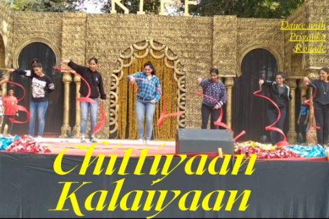 chittiyaan Kalaiyaan | Bollywood  | Priyanka Rokade choreography |