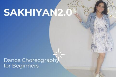sakhiyan 2.0 | Hip Hop Choreography For Beginners | Priyanka Rokade