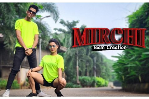 MIRCHI-DIVINE    COVER SONG    TEAM CREATION