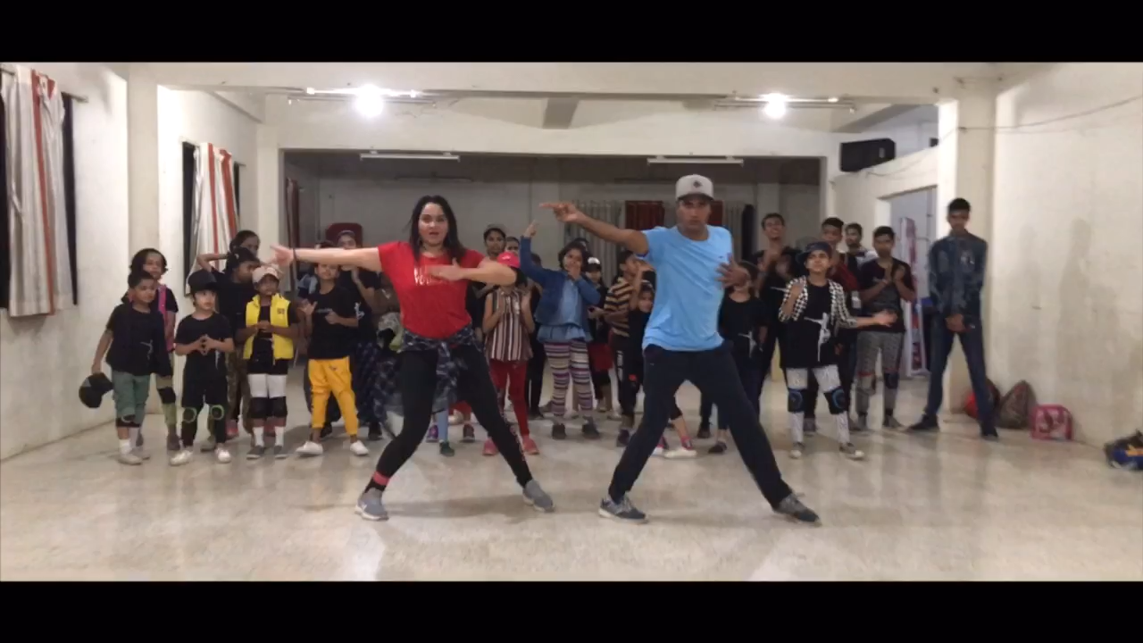 Rohan N Priyanka / MJ Style / Psycho Saiyaan MJ Mix / SATARA Workshop / Showcase