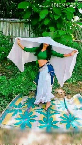 patriotic belly dance on des rangila