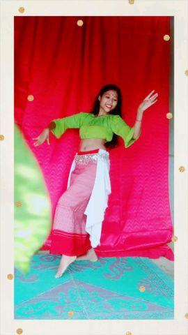 dilbar belly dance