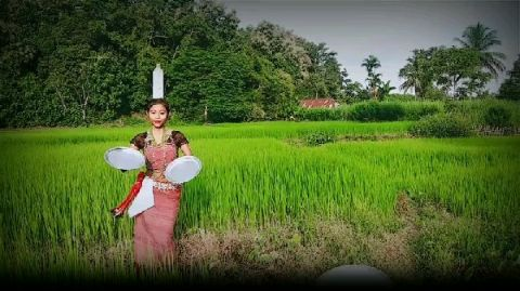 "Tripura""s traditional dance"