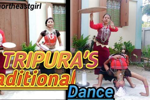 tripura ha/tripura's folk dance