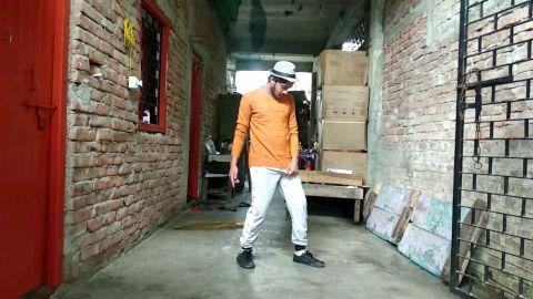 Entry for the contest_ I am a disco dancer 2.0