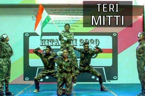 Teri Mitti Dance | Kesari | Choreography by Shubham