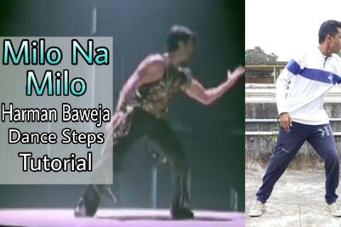 Milo Na Milo Harman Baweja Dance Steps