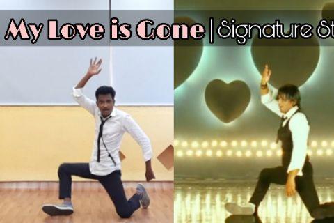 My Love is Gone | Signature Steps | Allu Arjun