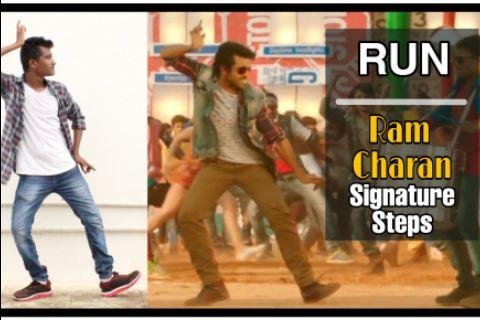 RUN | Signature Steps | Ram Charan | Tutorial
