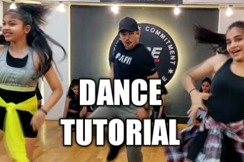 """Dance Tutorial"" song Do You Love Me."