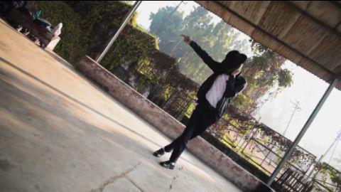 Dangerous | Michael Jackson in Munich | Tribute Dance video By Lil MJ