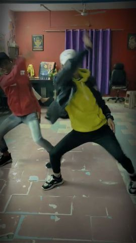 Choreography Dance With me