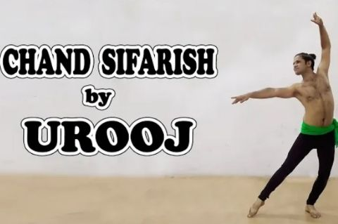 Chand Sifarish Dance Cover | Performed by Urooj