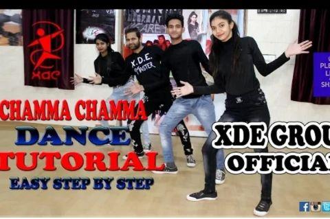 Chhamma Chhamma Performance | Urooj & Team