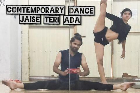 Jaise Teri Ada   Contemporary by Urooj