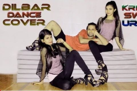 Dilbar Dilbar On Heel Performance | Urooj & Team